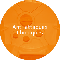 Solution anti-attaques chimiques