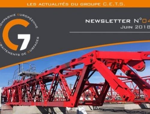 NEWSLETTER N°4 – Juin 2018