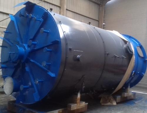 Réacteur de 5 mètres